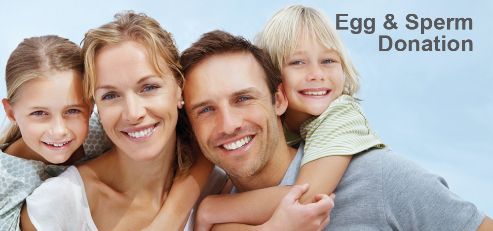 Egg Donor-Sperm Donor