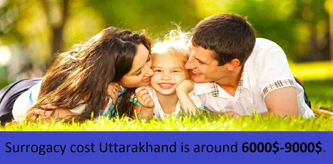 happy family couple and kid1 - Surrogacy cost Uttarakhand: affordable at any circumstances
