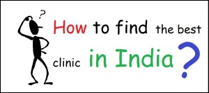 How to find the best fertility clinic in India